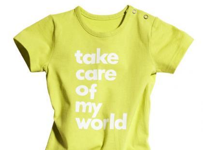 Organic cotton H&M dla dzieci
