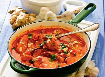 Orientalna potrawka wołowa