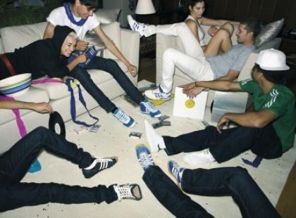 Originals na wiosnę i lato 2009 marki Adidas