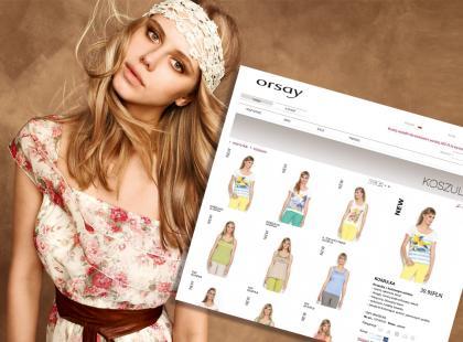 Orsay E-Shop już w Polsce!