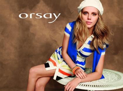 Orsay na wiosnę 2012