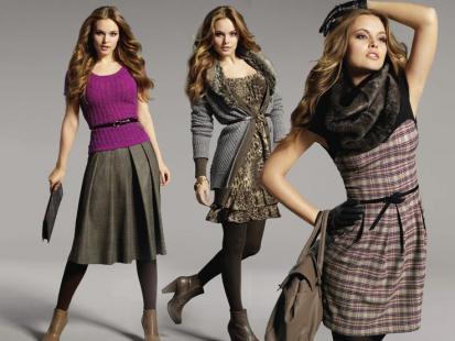 Orsay - najlepsze stylizacje na jesień i zimę 2011/2012