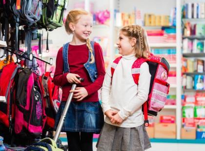 Ortopeda radzi: jaki plecak dla dziecka wybrać?