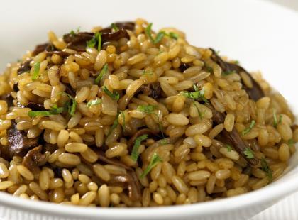 Oryginalne dania z grzybów
