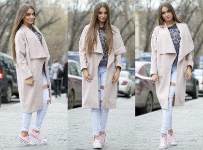 Oryginalne płaszcze w 3 stylizacjach