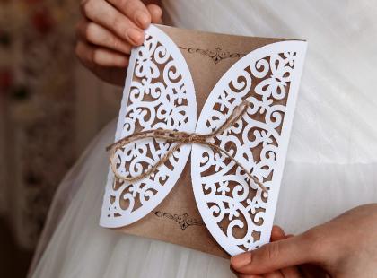 Oryginalne zaproszenia ślubne – wyróżnijcie się na tle innych!
