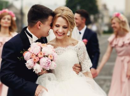 Oryginalne życzenia ślubne – jest na to prosty sposób!