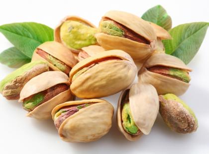 Orzechy pistacjowe w kuchni