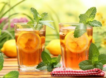 Orzeźwiające herbaty Twinings
