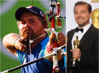 Oscar to za mało? Co Leo DiCaprio robi na Igrzyskach w Rio?