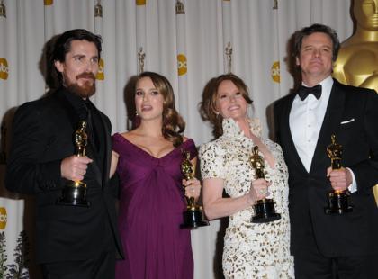 Oscarowa sztampa nagradza już nagrodzonych