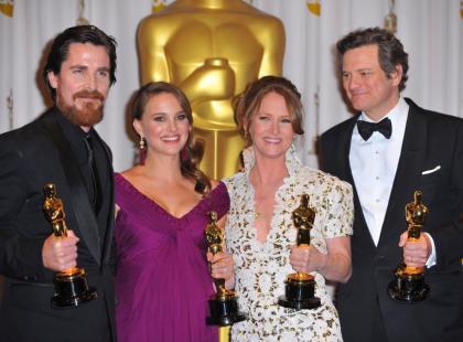 Oscary 2011: Sprawdź, kto zwyciężył