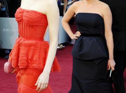Oscary 2012: Kto lepiej w baskince