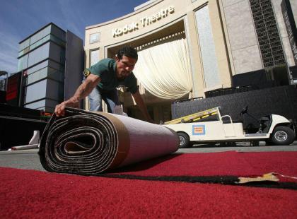 Oscary 2012 - Przygotowania