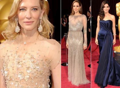 Oscary 2014: styl gwiazd!