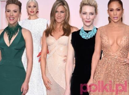 Oscary 2015 - stylizacje gwiazd