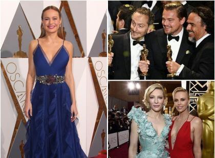 Oscary 2016: poznaj pełną listę zwycięzców!