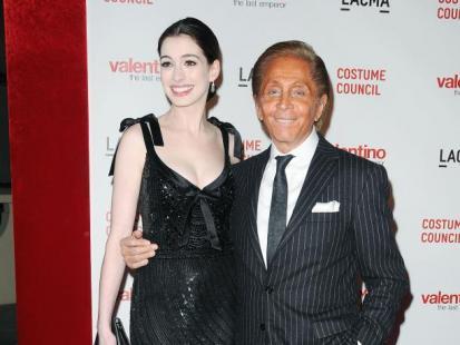 Oscary: Valentino ma szansę, Wintour już nie