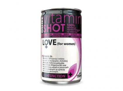 OSHEE Vitamin Shot Slim i Love for Women