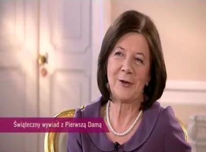 Ostatni wywiad z Marią Kaczyńką