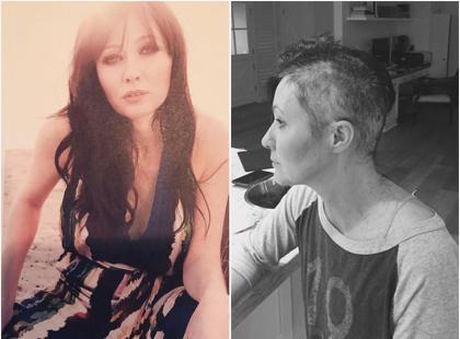Otarła się o śmierć, teraz zaraża optymizmem. Jak wygląda teraz Shannen Doherty, która od dwóch lat walczyła z rakiem?