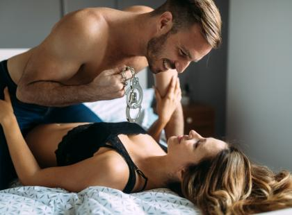 Oto 10 fetyszy seksualnych: 4 najpopularniejsze i 6... najdziwniejszych!