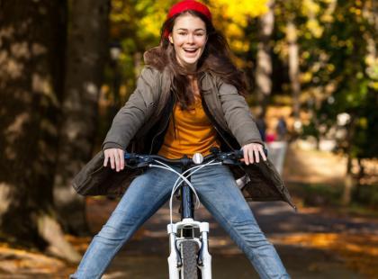Oto 6 rad, jak przygotować rower do zimy!