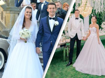 Oto najdroższe śluby w polskim show-biznesie! Ich koszt przyprawia o zawrót głowy