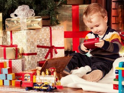 Oto najlepsze propozycje zabawek na święta dla smyka!