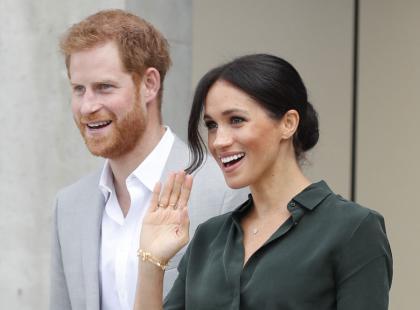 Oto nowa ikona mody! Zobacz najlepsze ciążowe stylizacje księżnej Meghan