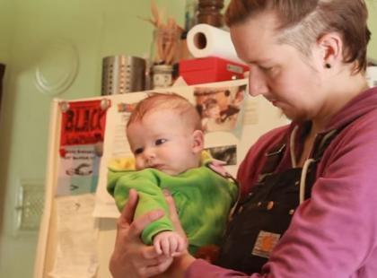 Oto pierwsze na świecie dziecko bez płci. Wychowuje je bezpłciowa matka