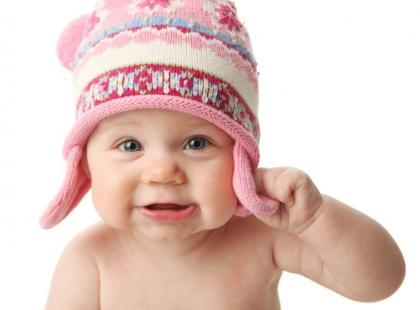 Otul ciepłem niemowlę