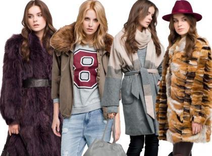 Otul się na zimę – modne okrycia wierzchnie