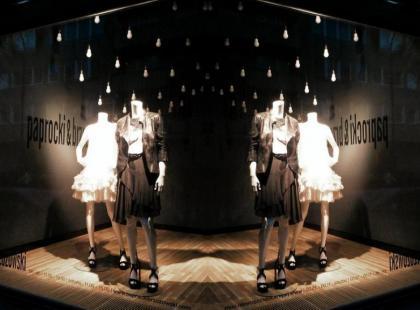 Otwarcie butiku Paprocki & Brzozowski - relacja