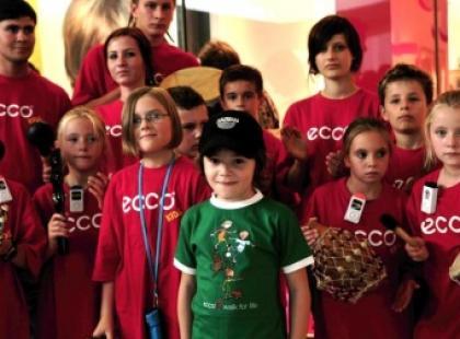 Otwarcie Ecco Kids Shop w Polsce