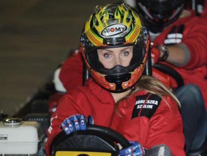 Otwarcie Racing Center w Warszawie