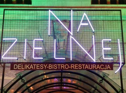 Otwarcie restauracji Na Zielnej