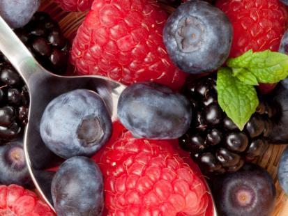 Owoce kontra rak