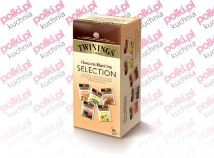 Owocowe herbaty Twinings