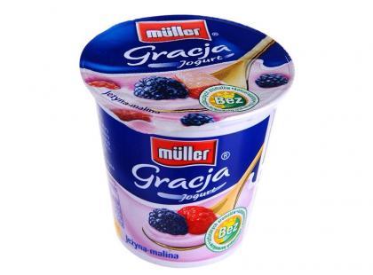 Owocowo i kremowo z Müller Gracja