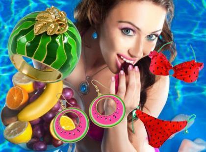 Owocowy miks dodatków - wiosna-lato 2012