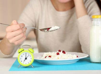 Owsianka na śniadanie? Dobry wybór!