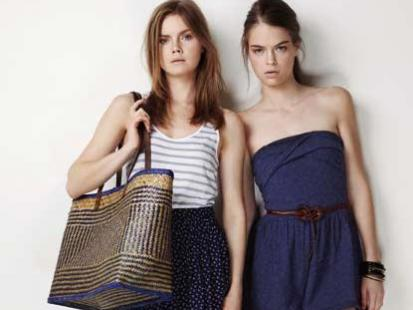 Oysho na lato 2011 - lookbook