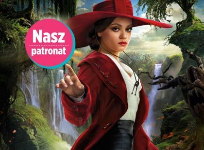 """""""Oz Wielki i Potężny"""" już na DVD!"""
