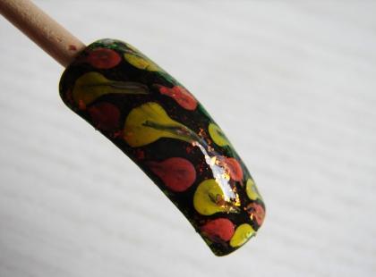 Ozdób paznokcie z We-Dwoje: Jesienne liście