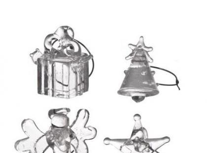 Ozdoby choinkowe Duka - Boże Narodzenie 2012