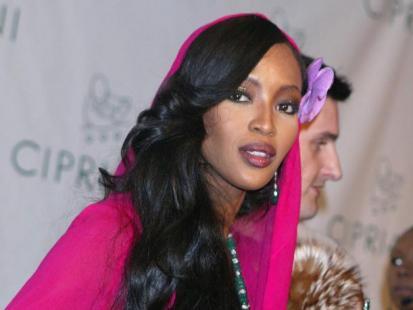 P. Diddy doprowadził Naomi Campbell do płaczu