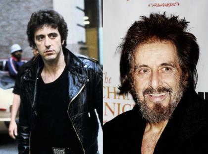 Pacino, Washington, Richards, Travolta - Jak oni się starzeją