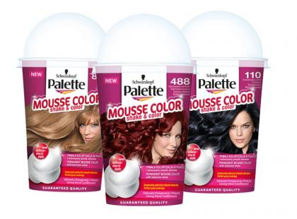 Palette Mousse Color
