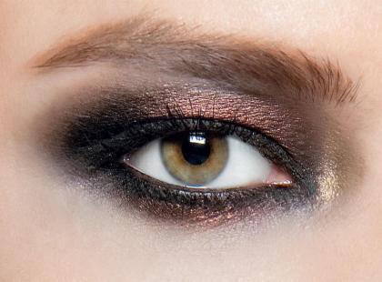 Palety do smoky eyes - test